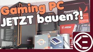 DARUM sollte man JETZT einen Gaming PC bauen! | Ist Januar 2018 ein guter Zeitpunkt?!