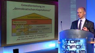 Geldsystem, Staat, Freiheit – Rico Albrecht (Wissensmanufaktur)