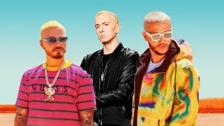 Dj Snake & J Balvin & Tyga Vs Eminem   Loco Contigo Vs The Real Slim Shady (Djs From Mars Bootleg)