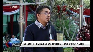 Pengamat: Saksi Ahli KPU Tidak Menjawab Ekspektasi Tim 02 - Adu Saksi dan Bukti di MK