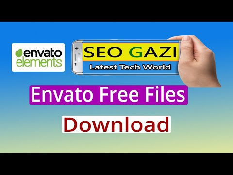 How To Download Free Theme from Envato Market | Themeforest Freebies Theme Download