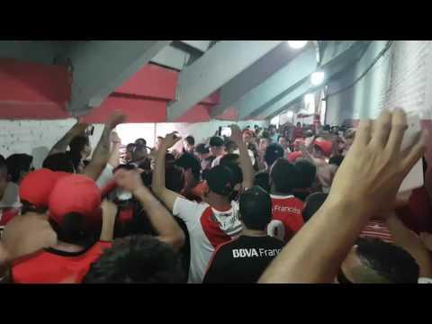 """""""RIVER VS ESTUDIANTES / LOS BORRACHOS DEL TABLON 2016 EN HURACAN"""" Barra: Los Borrachos del Tablón • Club: River Plate"""