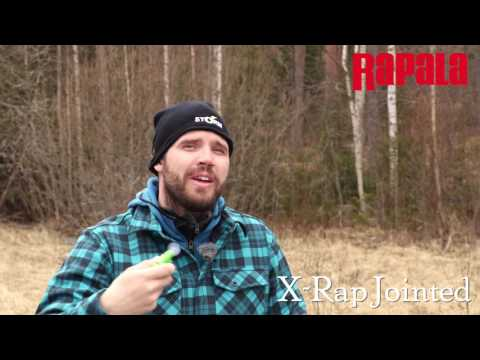 Воблер Rapala X-rap Jointed Shad XJS13-TWZ фото №2