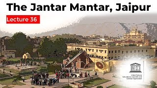 UNESCO World Heritage Site, The Jantar Mantar At Jaipur, 18th Century Astronomical Observation Site