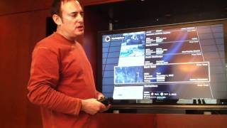 Aiming to disrupt consoles, Steve Perlman demos the new OnLive MicroConsole