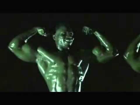 Les muscles du ventre et la poitrine