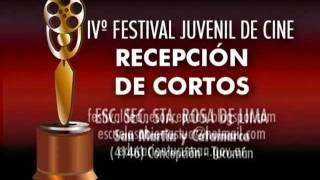 preview picture of video 'IV  FESTIVAL JUVENIL DE CINE CONCEPCION 2011'