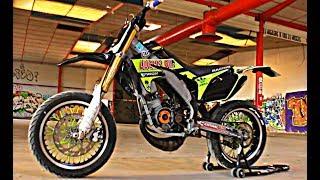 ALKALIN: Ma Nouvelle Moto! [Honda Hm]