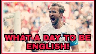England's biggest ever World Cup win