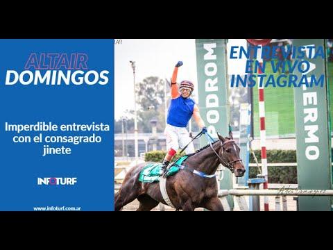 VIVOS| Entrevista completa con Altair Domingos