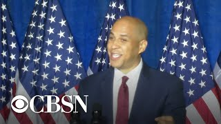 Booker: More billionaires than black people in Democratic primary