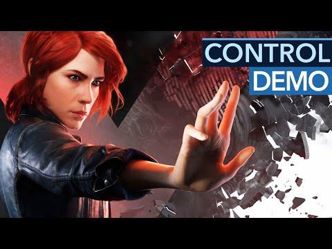 Control - Demo-Gameplay: Eine Mission aus dem Remedy-Actionspiel
