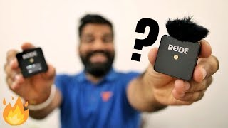 World's Smallest Wireless Mic - Rode Wireless GO Unboxing & First Look 🔥🎤