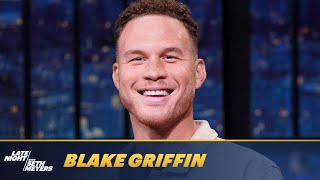 Blake Griffin Tries to Make the Meanest Referee Laugh During Games