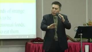Go4 Singpore - Sermon 29/12/13 - 希伯来书(六十一):得胜的人的生活(3)