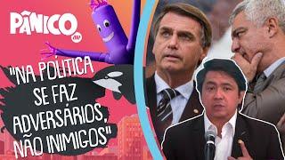 Morte de Major Olímpio: Alexandre Giordano fala sobre silêncio de Bolsonaro