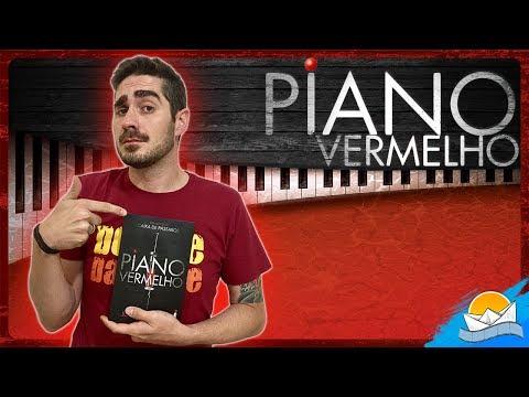 QUE LOUCURA! | PIANO VERMELHO | Josh Malerman