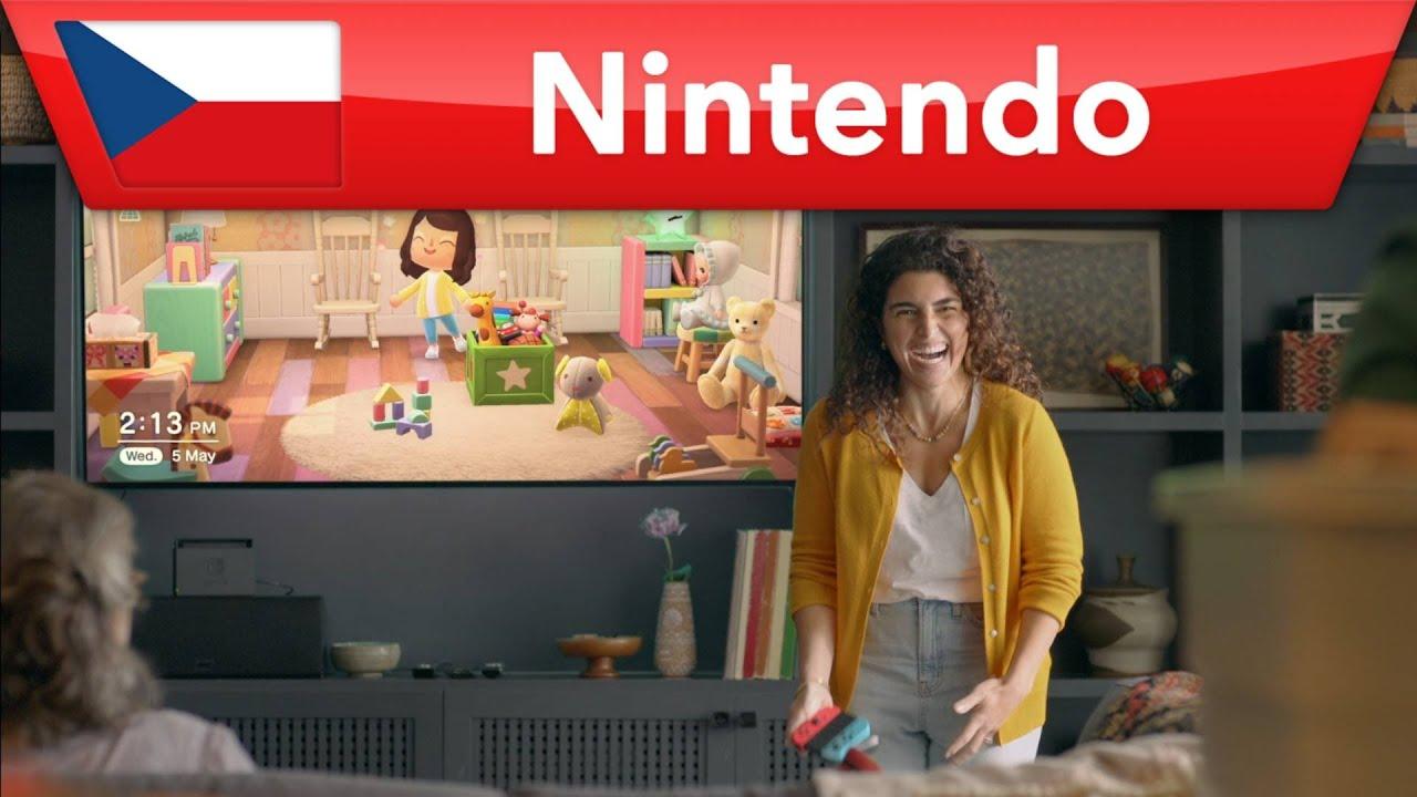 Animal Crossing: New Horizons - Překvapte své blízké! | Nintendo Switch