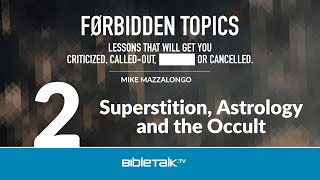 Superstition, Astrology and the Occult