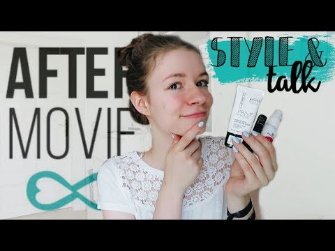 AFTER MOVIE CAST Anna Todd 🎥 style & talk // katharia