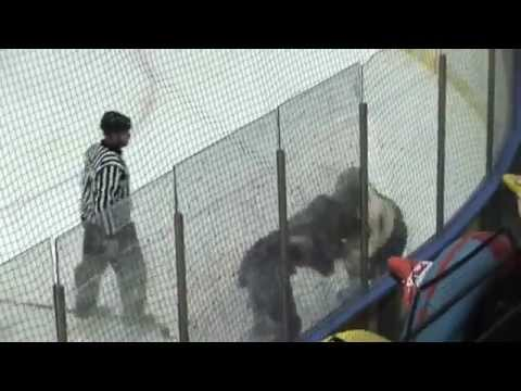 Ryan Huggett vs. Justin MacDonald