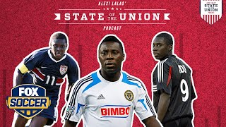 What went wrong with Freddy Adu | ALEXI LALAS' STATE OF THE UNION PODCAST by FOX Soccer