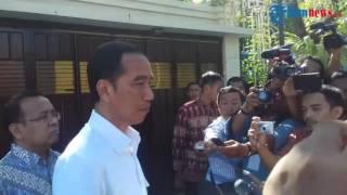 Ini Pernyataan Resmi Presiden Jokowi Terkait Bom di Kampung Melayu