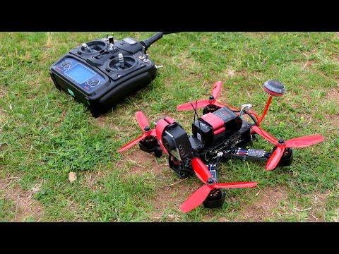 Drone Review - Walkera Furious 215