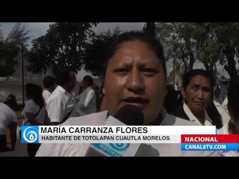 Policías de Totolapan responsables de agresiones y destrozos