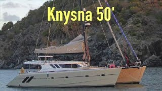 Lagoon 50 Review  Perfect Catamaran for Crewed Charter  Too