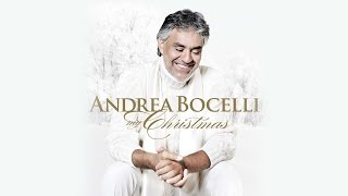 Andrea Bocelli - White Christmas Lyrics
