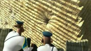 The Great Pyramid has been stolen! - Despicable me