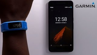 Support: Updating Time on a vívofit Activity Tracker