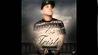 Es Triste (Audio) - Darkiel (Video)