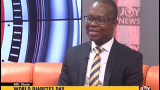 World Diabetes Day - AM Show on JoyNews (14-11-18)