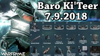 Warframe   Baro Ki