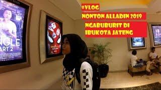 Vlog Nonton Bioskop XXI (semarang) Alladin 2019