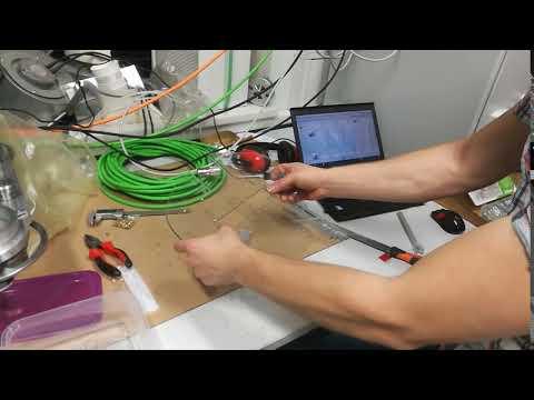 Battery release mechanics test