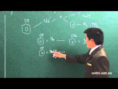 Bài 5-Ancol Phenol