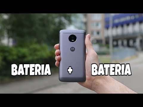 Vídeo Review – Moto E4 Plus, bateria + bateria….