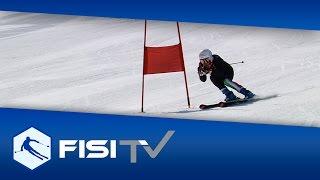 Livio Magoni descrive gli allenamenti delle slalomgigantiste | FISI Official
