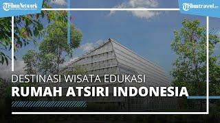 Rumah Atsiri Indonesia, Destinasi Wisata Edukasi Pembuatan Minyak Atsiri di Kaki Gunung Lawu