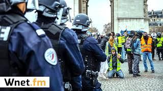 Witt: Bilans strajków we Francji jest imponujący-jeden zabity, 10 wyrwanych rąk, 25 wyłupionych oczu