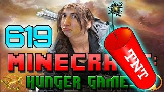 Minecraft: Hunger Games w/Bajan Canadian! Game 619 - Greatest TNT Tragedy