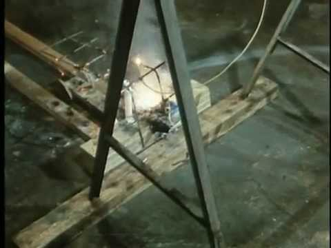 Only Fire Can Make A Rube Goldberg Machine More Awesome