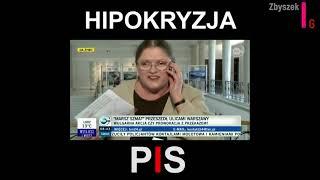 Posłuchajcie jak zakłamany jest PiS!
