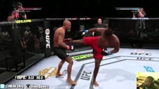 Jon Jones vs Anderson Silva - UFC FIGHTS 2014 | Jon Jones vs Anderson Silva Hightlights