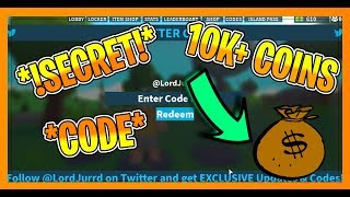 island royale codes that work