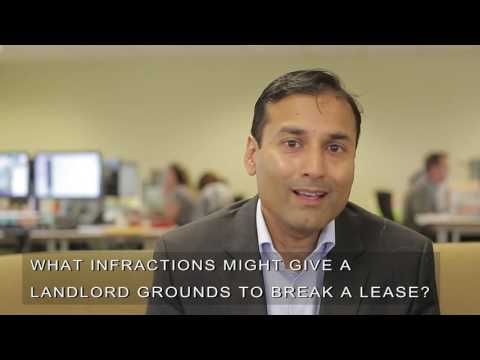 Negotiating Your Restaurant's Lease