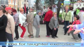 World Laughter Day 2015